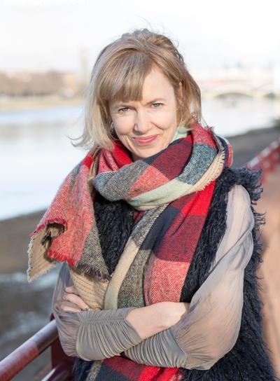 Annabel Abbs. writer, author, novelist, UK